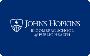 Johns Hopkins Bloomberg School of Public Health logo