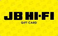 JB Hi-Fi eCard $10.00