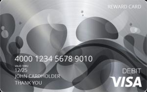 Visa® Prepaid Card USD