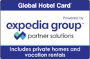 Global Hotel Gift Card powered by Orbitz