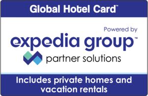 Global Hotel Card Powered by Expedia