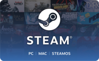 Steam Wallet Code $20.00