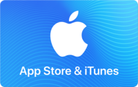 Geschenkkarte für App Store & iTunes über 15 €
