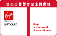 Virgin Megastore Saudi Arabia eGift Card