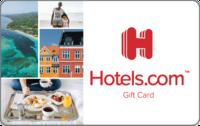 Hotels.com e-Gift Card