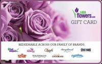 1-800-FLOWERS.COM® Gift Card $10.00