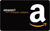 Amazon.fr Gift Certificate