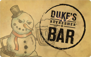 Duke's Refresher® + Bar