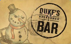 Duke's Refresher® + Bar