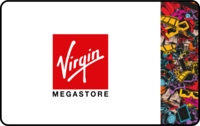 Virgin Megastore UAE eGift Card