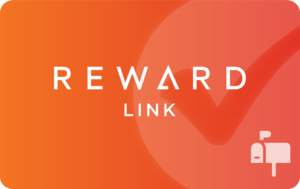 Printed Reward Link + Plastic Redemption Options