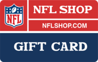 NFL® Shop Gift Card $25.00