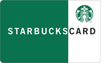 Starbucks eGift UK £20.00