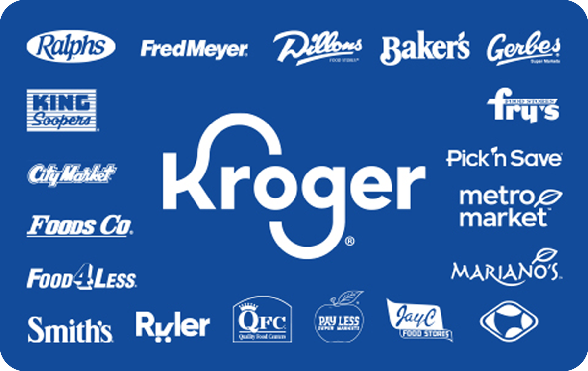 Kroger eGift Card logo