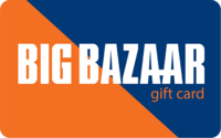 Big Bazaar E-Gift Voucher ₹100