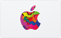 Apple Gift Card (Email Delivery) $10