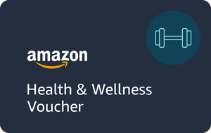 Amazon.com Health & Wellness Product Voucher